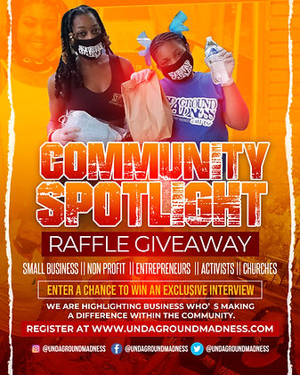 Community Spotlight Raffle giveaway .jpg