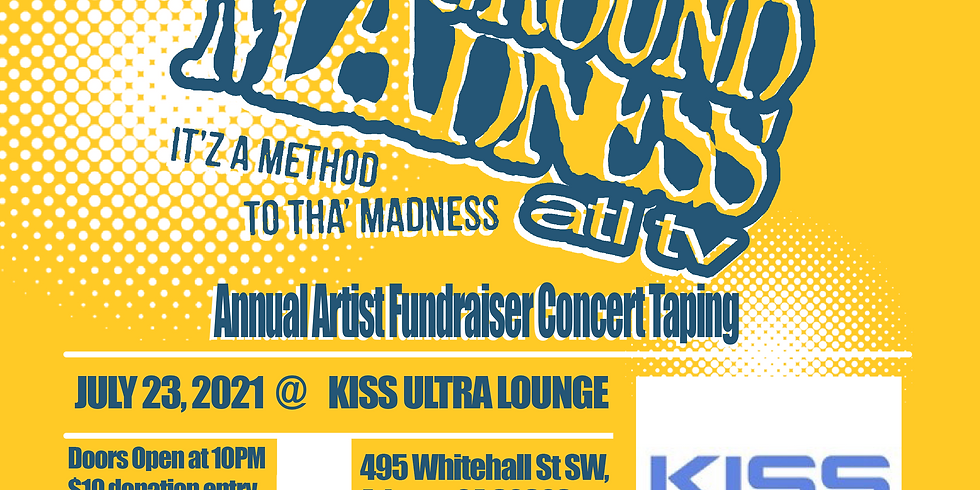 8th Annual Artist and Brands Fundraiser Concert Taping
