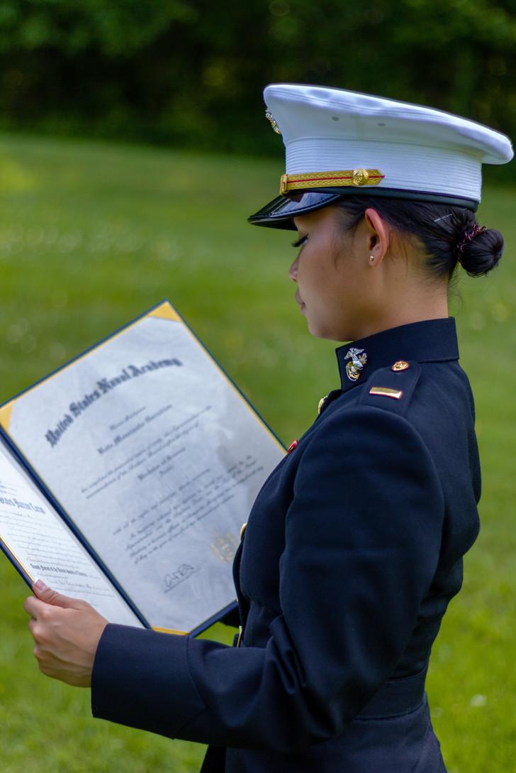 Kate Gerodias Graduation