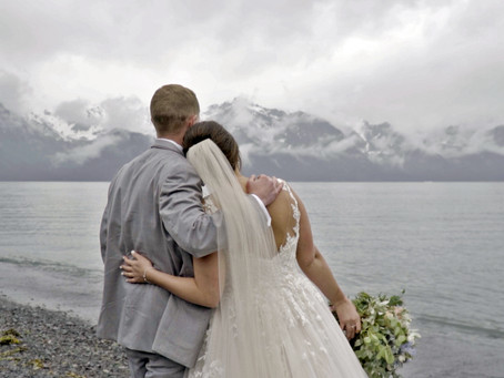 Alaska Wedding Videography - WATCH This Seward Windsong Lodge Wedding Video From Munaco Pictures