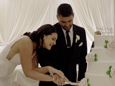 Venue Inspiration - WATCH This Concorde Banquets Wedding Video From Munaco Pictures