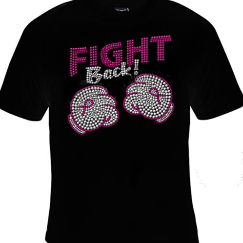 FIGHT BACK CANCER SHIRT