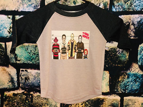 THE USUAL SUSPECTS YOUTH LONG SLEEVE SHIRT