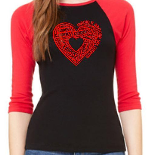 Kindness Heart Shirt