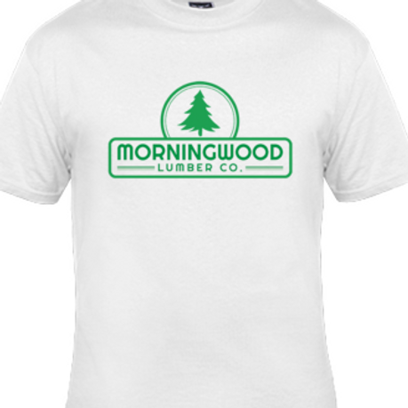 MORNING WOOD T-SHIRT