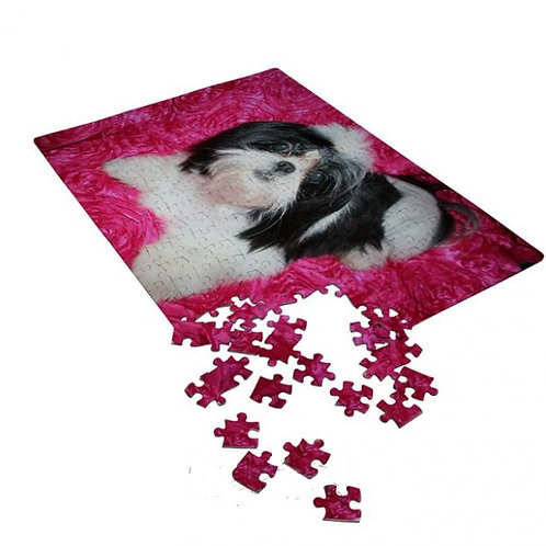 252 Piece Jigsaw Puzzle for Sublimation Printing