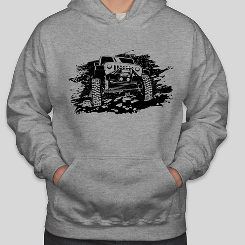 JEEP Hooded Sweatshirt