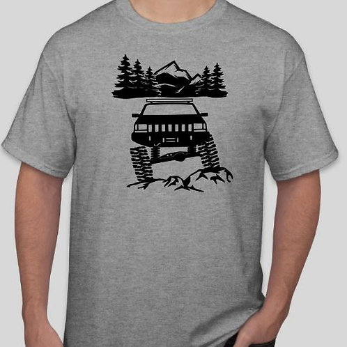 Jeep Flex Mountainside T-Shirt