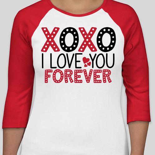 XoXo Lover Forever Shirt