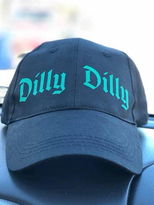 DILLY DILLY ST PATRICKS DAY HAT