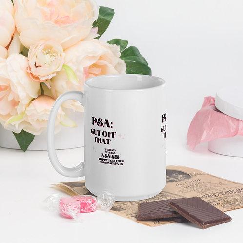 PSA - Mug