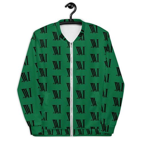 Emerald MW Unisex Bomber Jacket