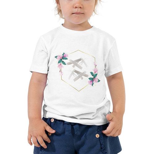 Metaphysical Toddler Crystalline Shield Short Sleeve Tee
