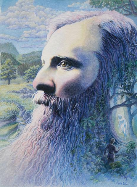 Portrait of George MacDonald