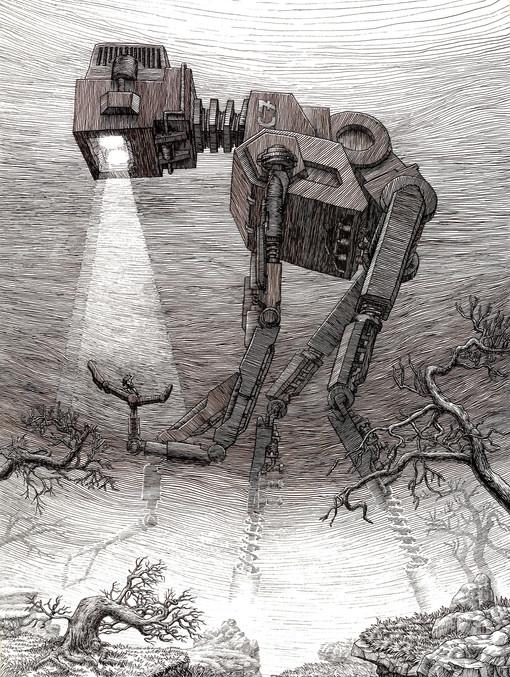 Fog Robot