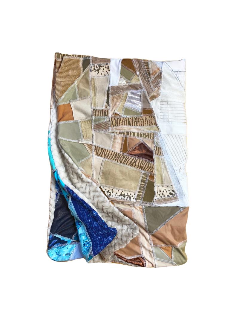 Custom Beach Blanket