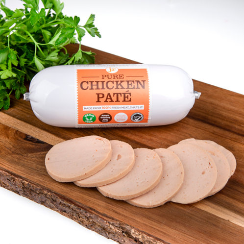 Pure Chicken Pate Sausage