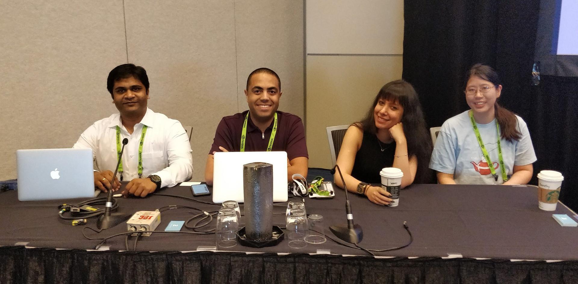 ACM SIGGRAPH 2018 SV Panel