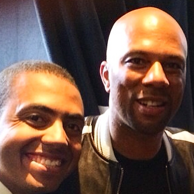 Alex and Common
