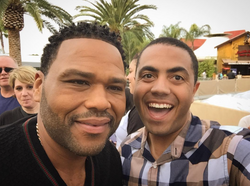 Alex and Anthony Anderson