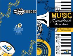 The ASU Music Handbook Cover