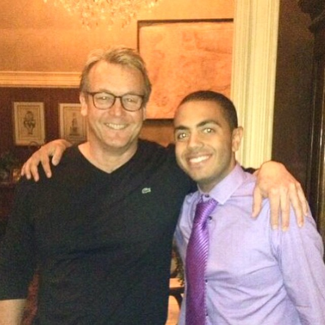Alex and Young and the Restless' Doug Davidson