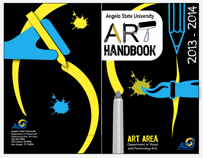 ASU Art Handbook Cover