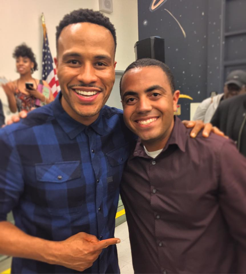 Alex and DeVon Franklin