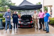 Central Florida Hero Car Unveiling!
