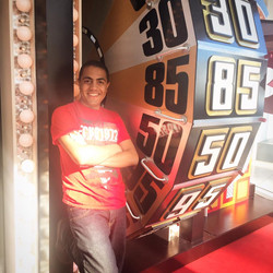 Alex at CBS' Daytime 1 for 30 Price is Right Exhibit