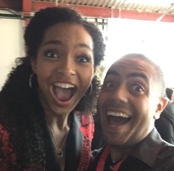 Alex and Yara Shahidi