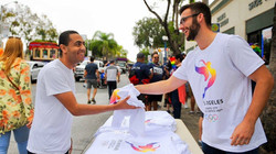 Named by LA2024 for International Volunteer Day