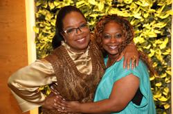 Ashley Benton & Oprah Winfrey