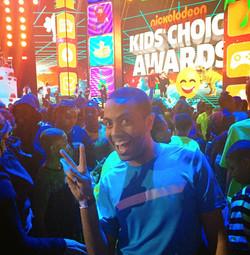 Alex at 2016 Kids Choice Awards