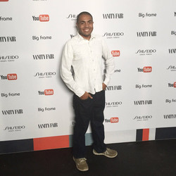 Alex at YouTube and Vanity Fair Event in Los Angeles