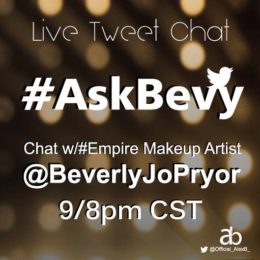Beverly Jo Tweet Chat Graphic