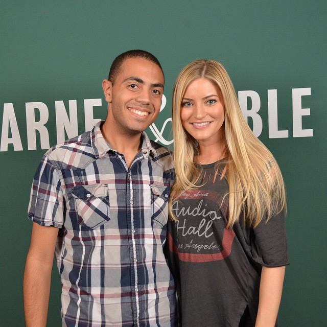 Alex and YouTube Star iJustine