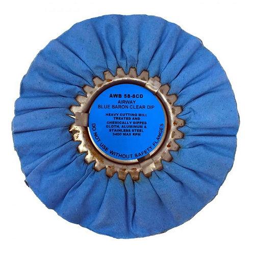 """8"""" Heavy Cutting Wheel Blue"""