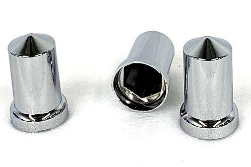 33mm Chrome Nut Cover