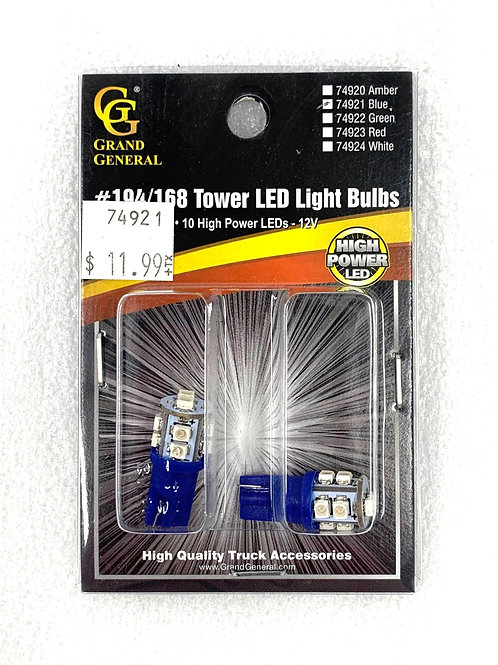 194/168 Tower Light Bulb Blue