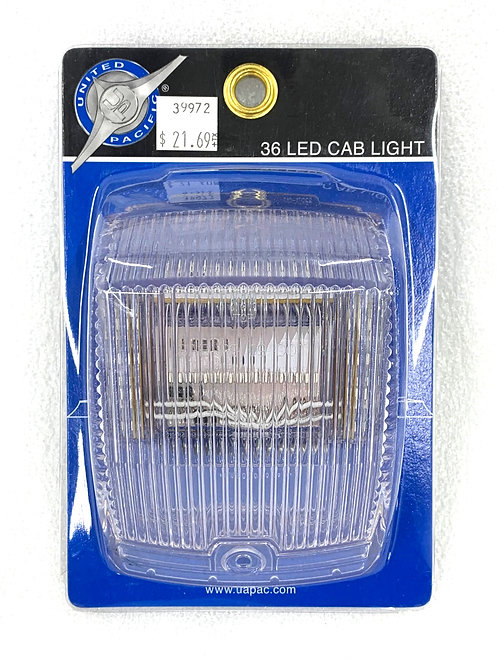 Rectangular Amber Cab Light