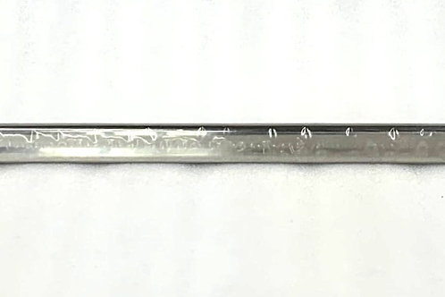 "Stainless 33.5"" Grill Bar"