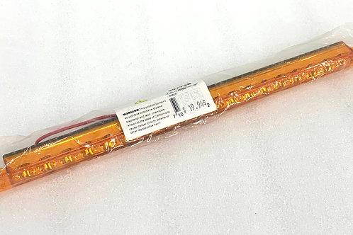 """12"""" Amber Reflector Light Bar"""