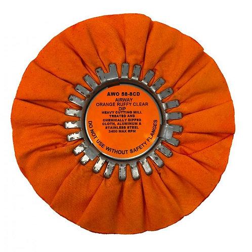 """8"""" Heavy Cutting Wheel Orange"""