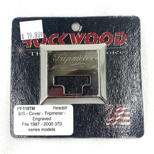 Engraved Tripmeter Cover