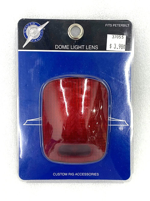 Red Dome Light Lens
