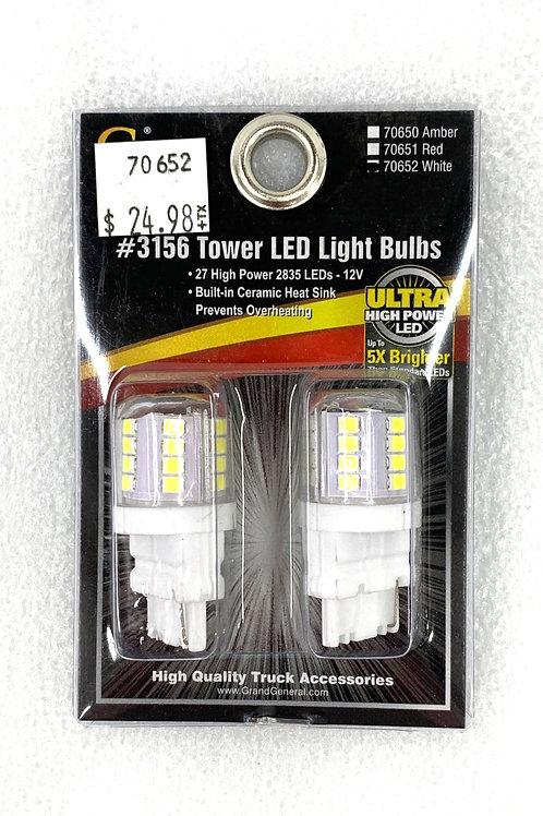 3156 Tower Light Bulb White