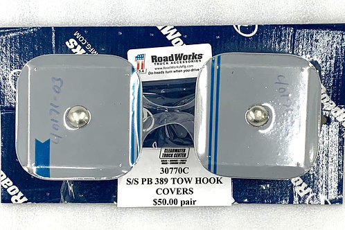 388/389 Tow Hook Covers