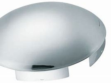 6-Notch Uneven Front Hub Cap