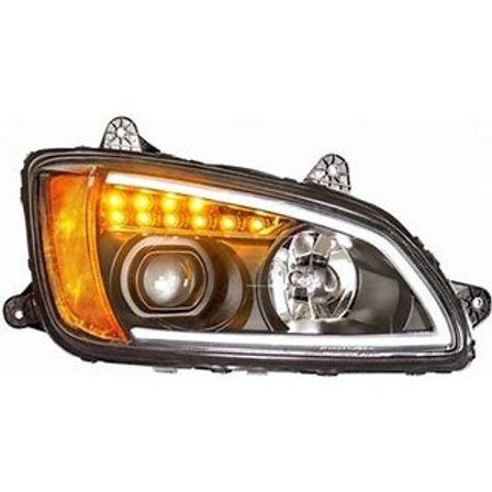 T660 Black Out Projection Headlight